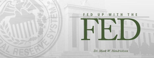 , Fed Up With the Fed