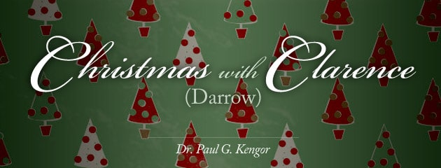 , Christmas with Clarence (Darrow)