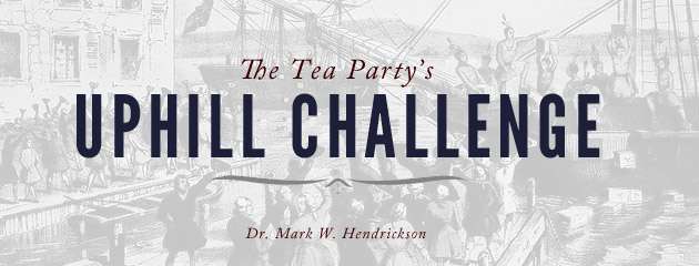 , The Tea Party's Uphill Challenge