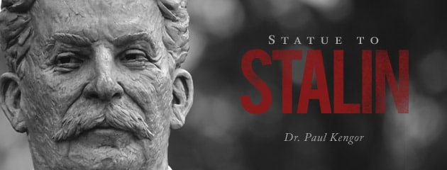 , My Historical Outrage of 2010: Statue to Stalin