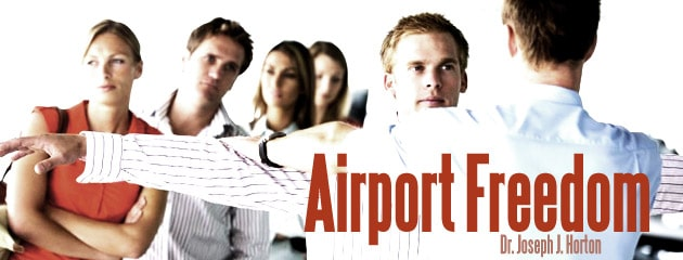 , Persist for Airport Freedom