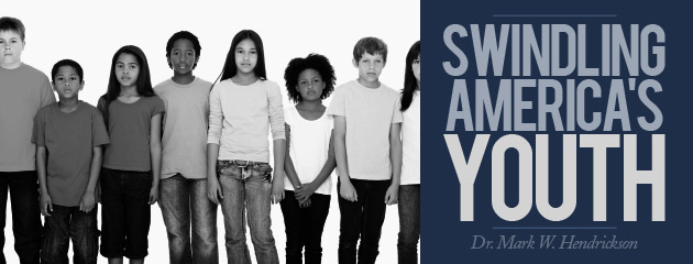 , Swindling America's Youth
