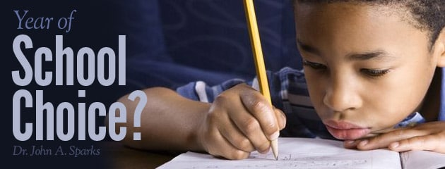, The Year of School Choice—But Not for African-American Kids in NYC