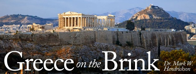 , Greece on the Brink
