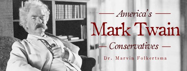 , America's Mark Twain Conservatives
