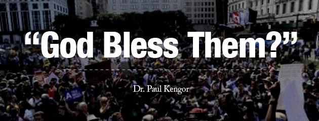 ", ""God Bless Them?"" Congresswoman Pelosi on the Wall Street Mob"