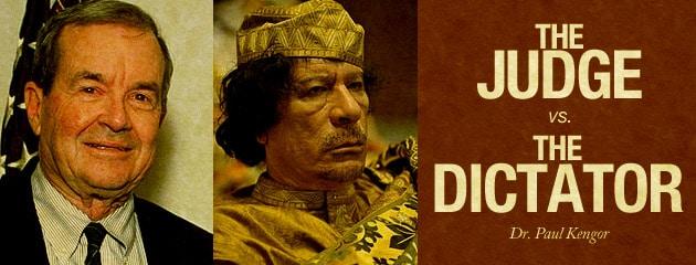 , The Judge vs. the Dictator: Bill Clark Survives Moammar Kaddafi