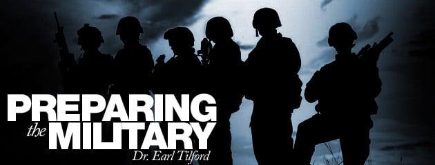, Preparing the Military for Future Threats