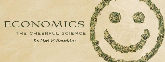 , Economics: The Cheerful Science