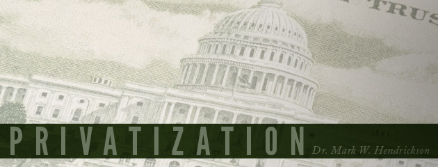 , A Whiff of Privatization