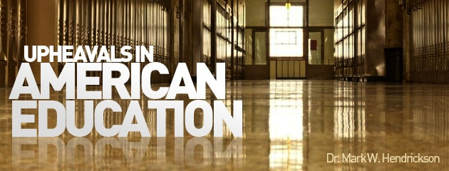 , Upheavals in American Education: The Start of Something Big?