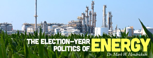 , The Election-Year Politics of Energy
