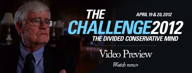 , STREAMING VIDEO — Video Preview of Conference – April 19-20, 2012