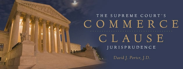 , A Whirlwind Tour of the Supreme Court's Commerce Clause Jurisprudence