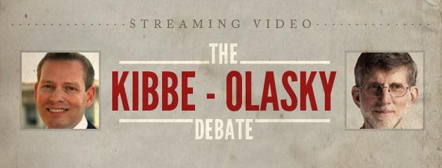 , STREAMING VIDEO — Keynote Debate: Marvin Olasky & Matt Kibbe