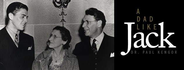 , A Dad Like Jack: The Influence of Ronald Reagan's Father