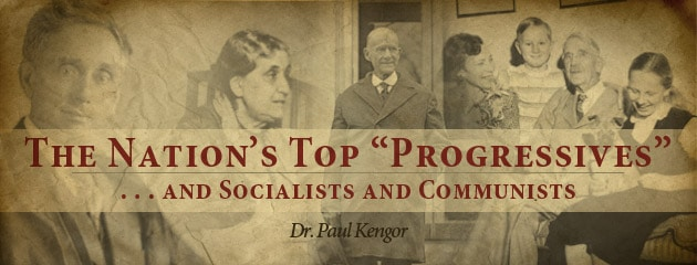 """, The Nation's Top """"Progressives"""" … and Socialists and Communists"""