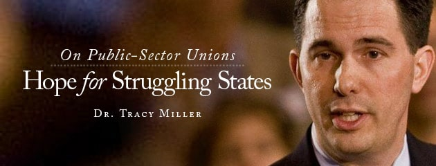 , On Public-Sector Unions: Hope for Struggling States