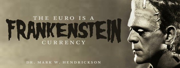 , The Euro Is a Frankenstein Currency