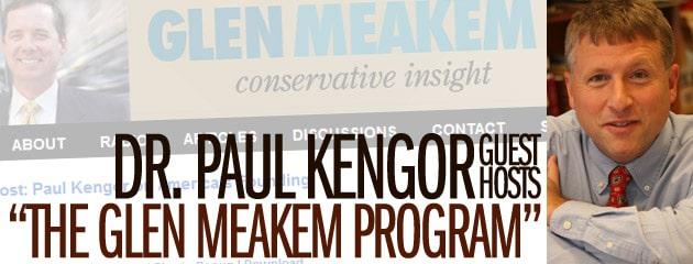 """, AUDIO — V&V Executive Director Guest Hosts """"The Glen Meakem Program"""""""