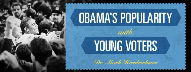 , Obama's Popularity With Young Voters