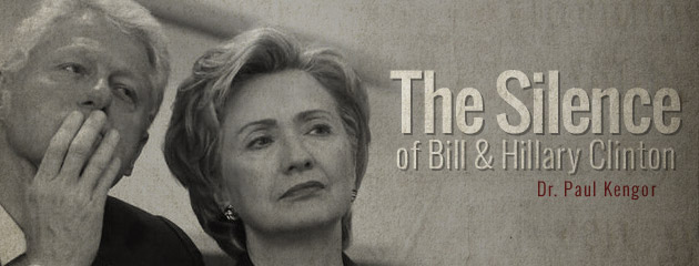 , The Silence of Bill and Hillary Clinton