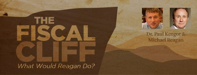 , The Fiscal Cliff: What Would Reagan Do?