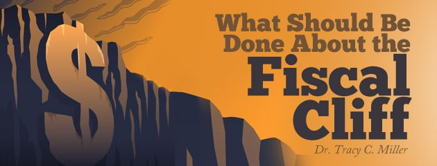 , What Should Be Done About the Fiscal Cliff
