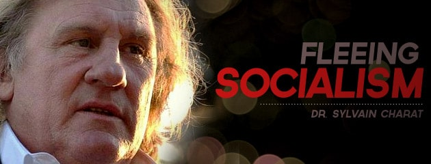 , Fleeing Socialism: French Actor Gérard Depardieu Wants His Freedom Back