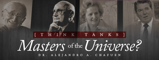 , Think Tanks: Masters of the Universe?