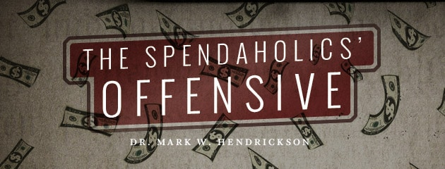 , The Spendaholics' Offensive