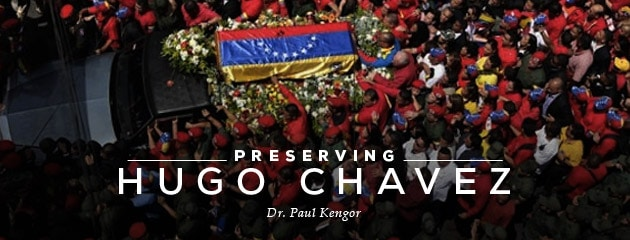 , Preserving Hugo Chavez