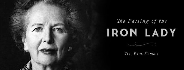 , Well Done, Lady Thatcher … The Passing of the Iron Lady