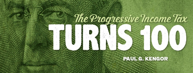 , The Progressive Income Tax Turns 100