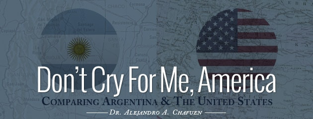 , Don't Cry For Me, America: Comparing Argentina And The United States