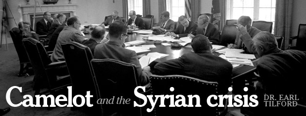 , Camelot and the Syrian crisis