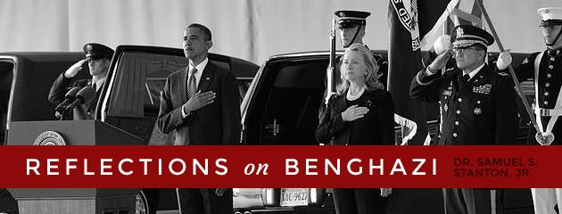 , Reflections on Benghazi