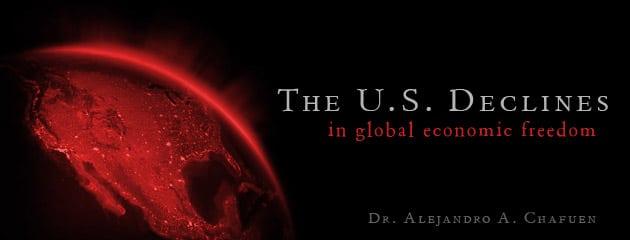 , Think tanks measure global economic freedom … the U.S. declines