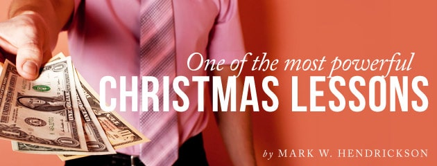 , One of the most powerful Christmas lessons