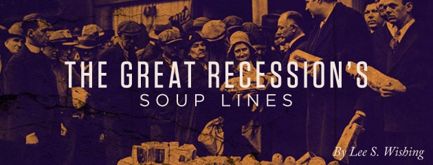 , The Great Recession's soup lines