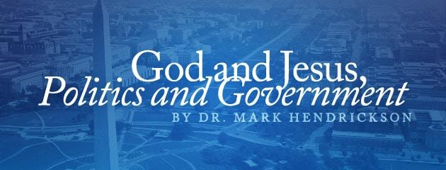 , God and Jesus, Politics and Government