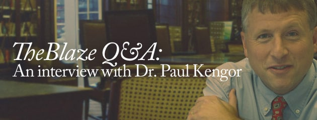 , TheBlaze Q&A: An interview with Dr. Paul Kengor