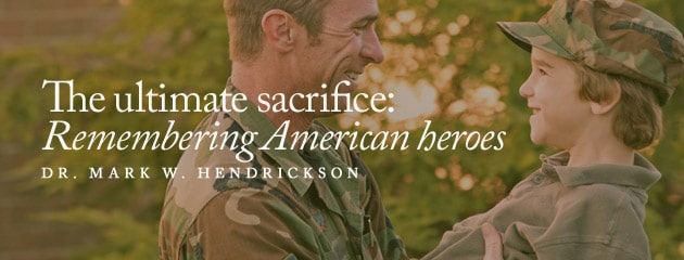, The ultimate sacrifice: Remembering American heroes