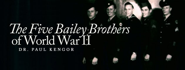 , The Five Bailey Brothers of World War II