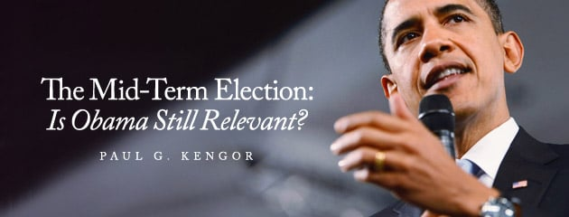 , The Mid-Term Election: Is Obama Still Relevant?