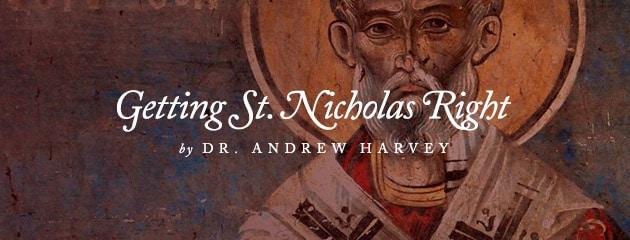 , Getting St. Nicholas Right