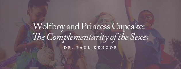 , Wolfboy and Princess Cupcake: The Complementarity of the Sexes