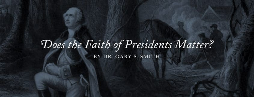 , Does the Faith of Presidents Matter?