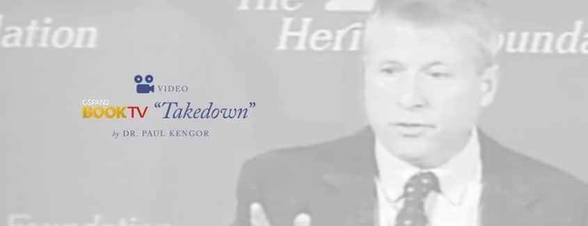 ", VIDEO – C-SPAN Book-TV – ""Takedown"""