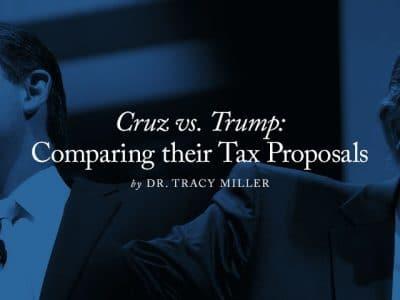 Cruz vs. Trump: Comparing their Tax Proposals